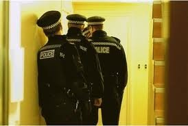 Police Knocking at My Door