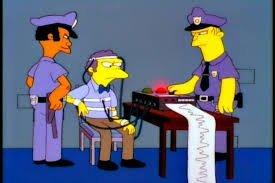 Police Polygraph Examination