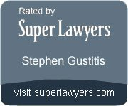 Stephen Gustis is a Super Lawyer!