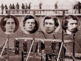 Lincoln Co-Conspirators Hanged