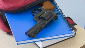 Campus Carry Law Goes Into Effect