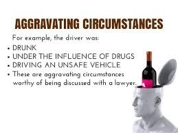 Brazos County DWI Lawyers Can Explain DWI Aggravating Factors to Their Clients