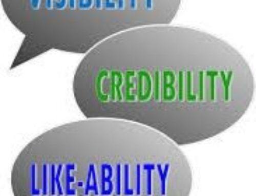 """Marketing Your Credibility Online"""