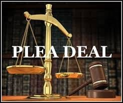 Image result for plea deal